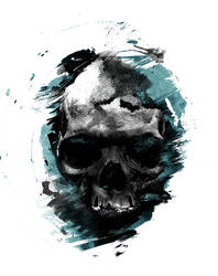 Skull by kuda14