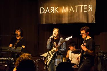 Dark Matter: C'ville Coffee December 2013 08 by The-Happy-Spaceman