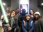 Just saw Star Wars: The Force Awakens