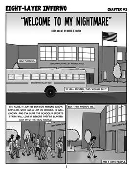 Welcome to My Nightmare - Page 1