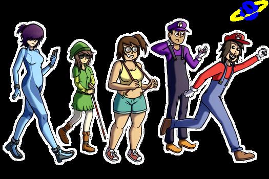 Nintendo, I Guess