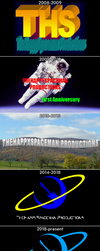 The Evolution of TheHappySpaceman Productions by The-Happy-Spaceman