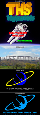 The Evolution of TheHappySpaceman Productions