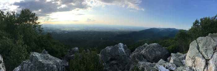 View from Turk Mountain, 7.24.2019