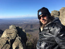 At Humpback Rock