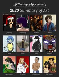 2020 Art Recap