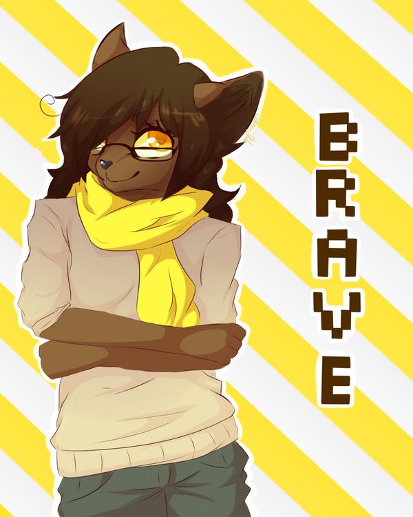 Brave Hart by HopeBat