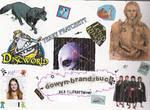 Collage of stuff I like