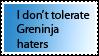 Request: Greninja Haters by Ninja-Froggy