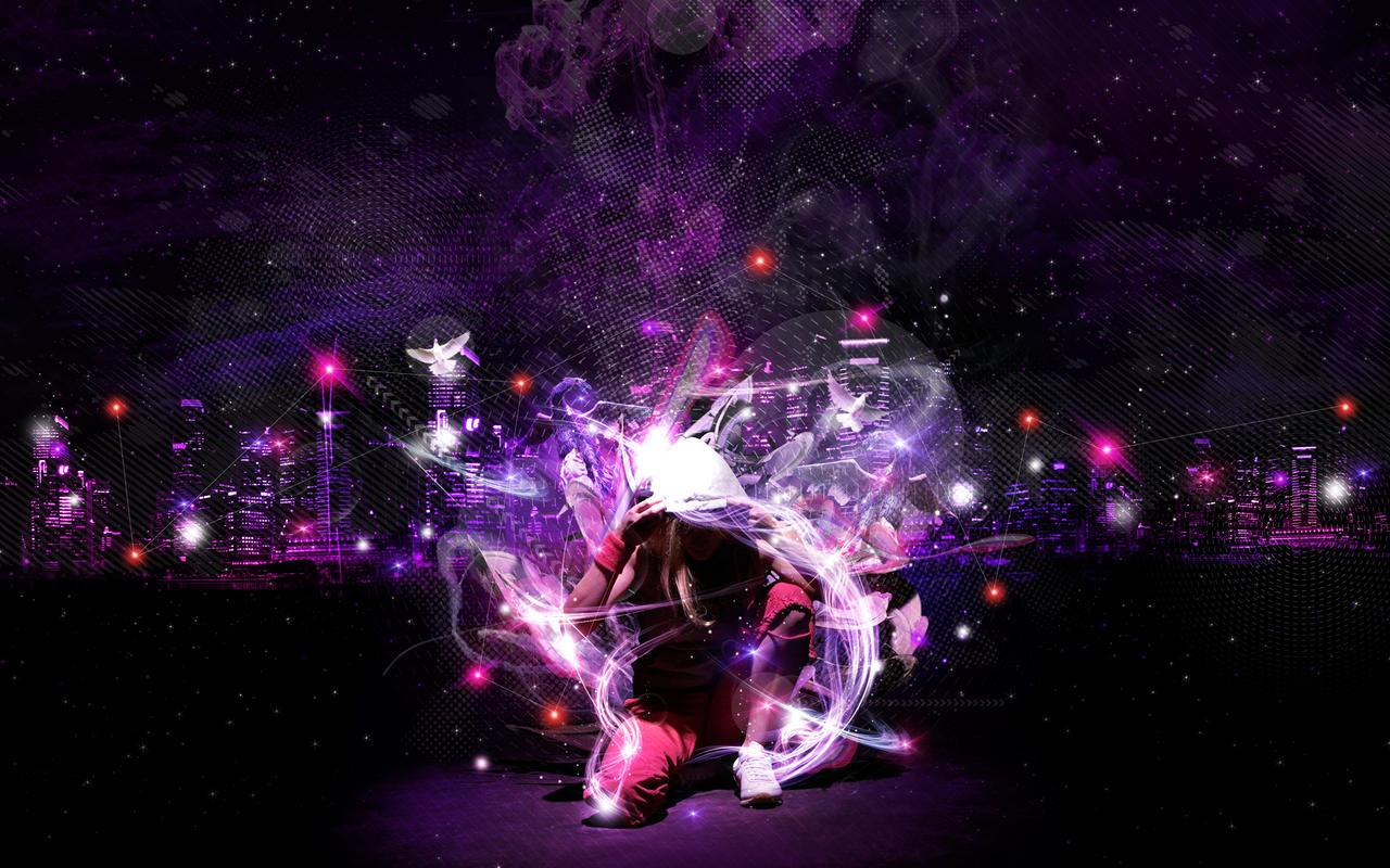 constelacion neon by poisonvectors