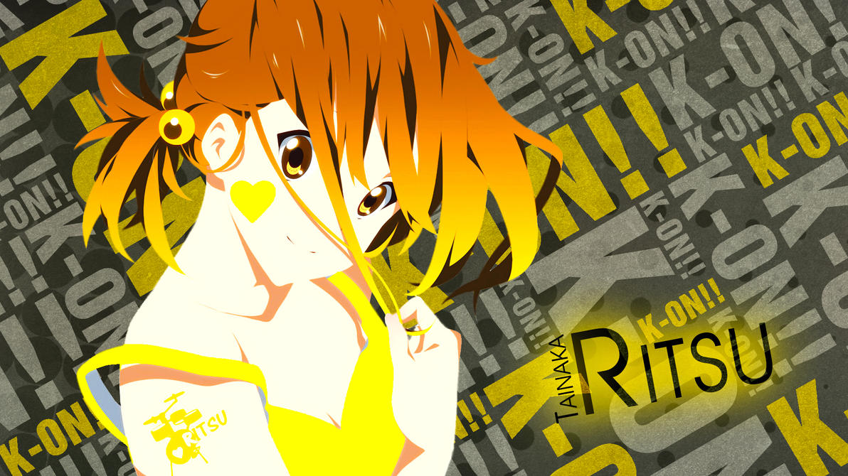 Ritsu Tainaka by gibs128