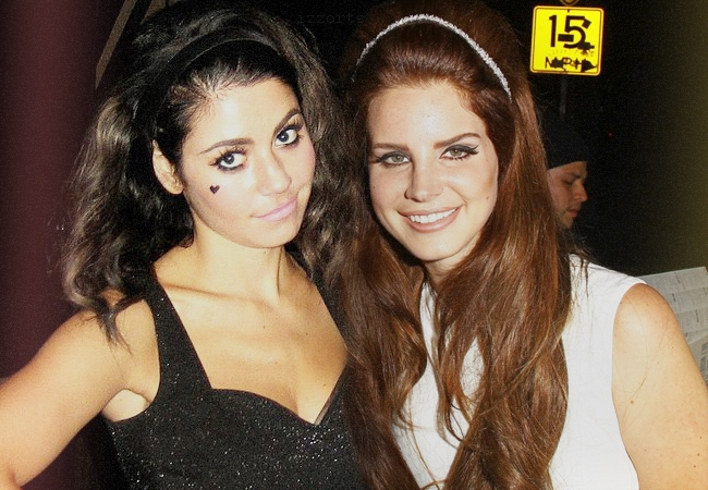 Marina And The Diamonds And Lana Del Rey Manip