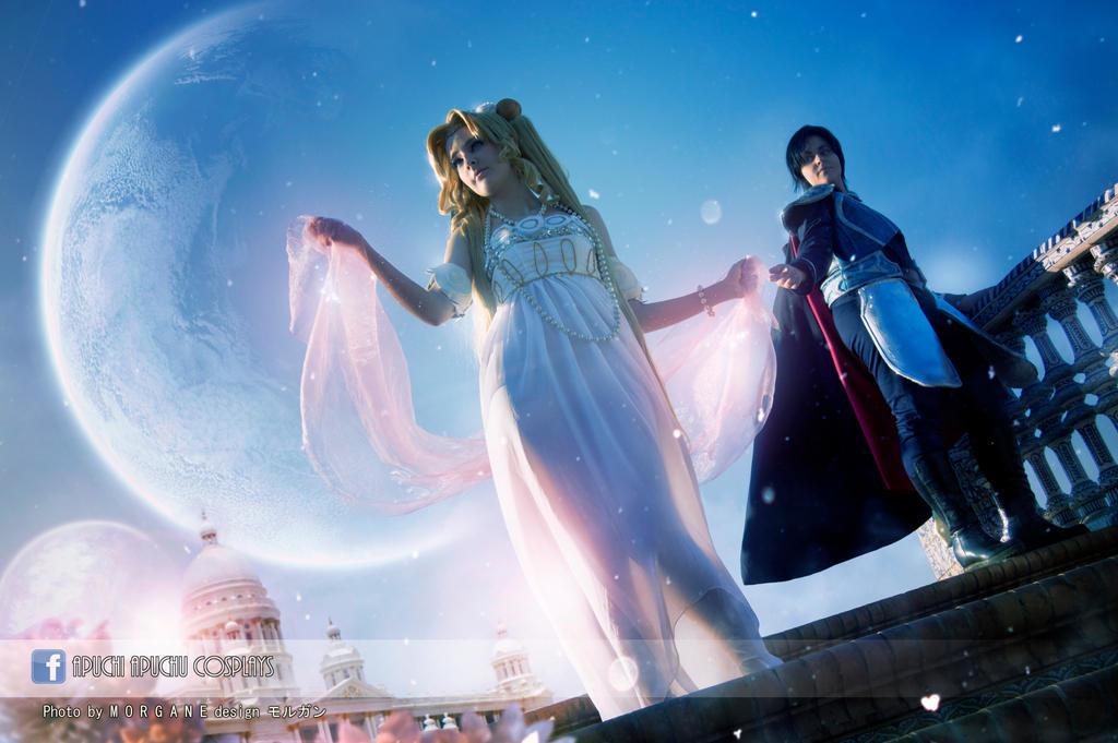 Sailor Moon - Sky by MitsukoUchiha