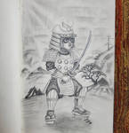 Samurai Cleotha