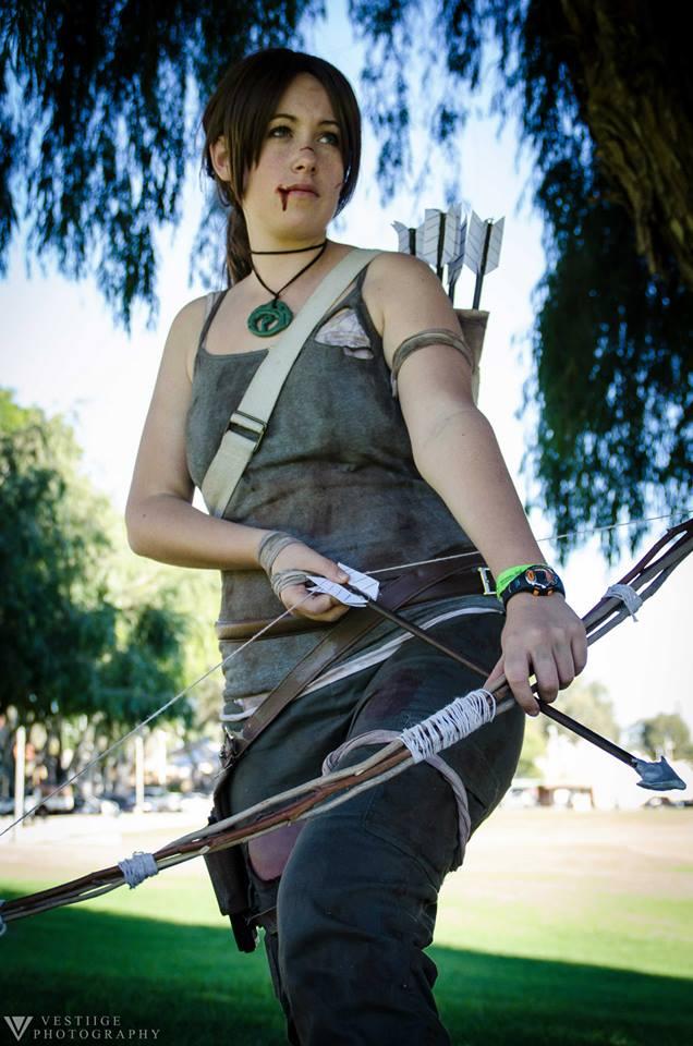 Lara croft by fiery-dragon