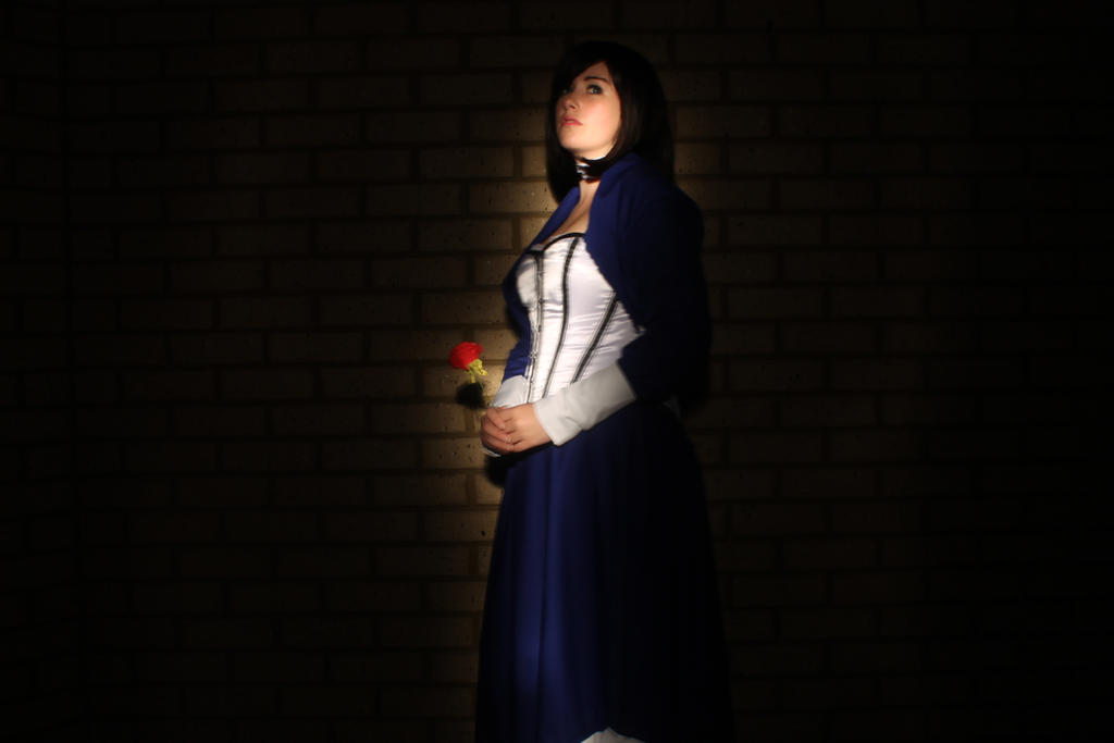 bioshock - Elizabeth by fiery-dragon
