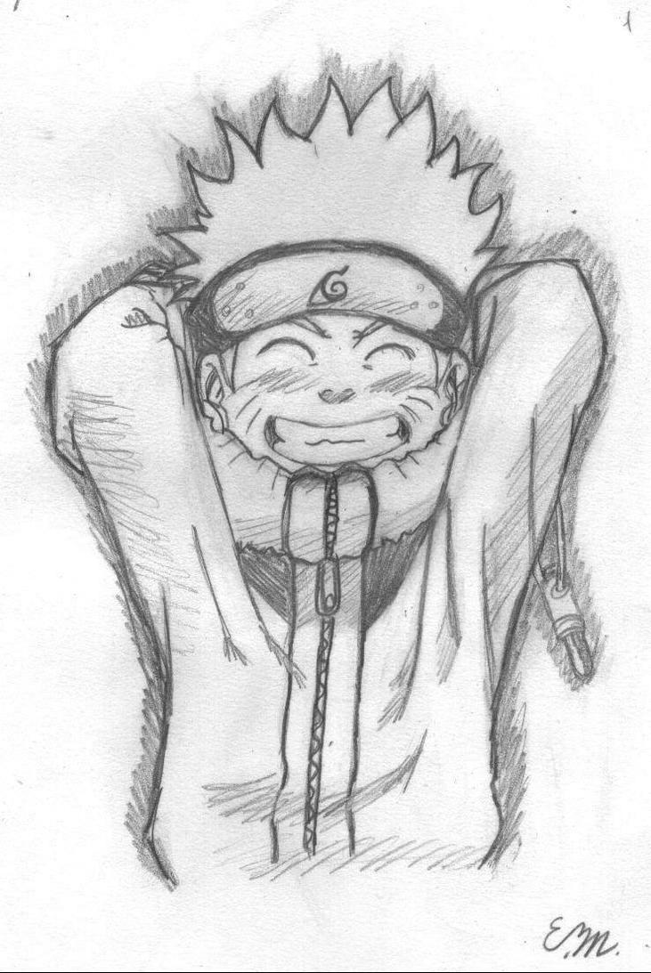 Old Naruto by Atamusk