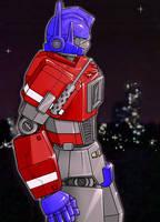G1 OPtimus Prime 1 by J-666