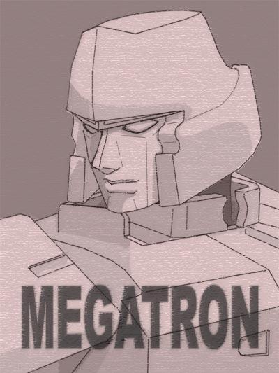 G1 Megatron 01 by J-666