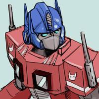 G1 Optimus Prime 03 by J-666