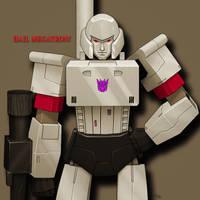 G1 Megatron by J-666