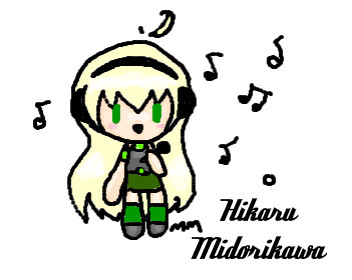Ma Vocaloid by MysteriousMew