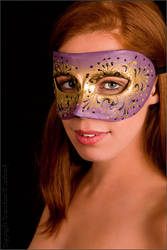 Stacie Plays Masked Ball by merlyn9