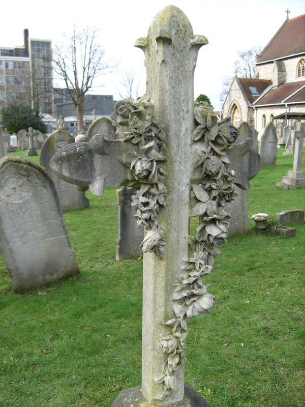 Church yard 6 by density-stock