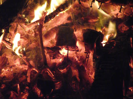 Close Up Fire 3