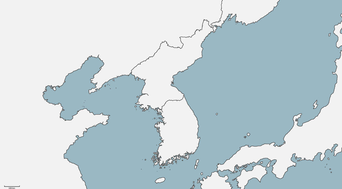 Blank Map Of The Korean Peninsula by TheGreatLocust on DeviantArt on caspian sea map, mongolia map, germany map, himalayan mountains map, japan map, taiwan map, huang he river map, korean war 38th parallel korea map, sichuan basin map, gobi desert map, indus river map, ganges river map, yellow sea map, vietnam map, indonesia map, china map, indian ocean map, 38th parallel north map, outer rim map, plateau of tibet map,
