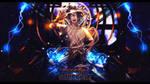 Mori Jin - The Monkey King by xBlakeKing