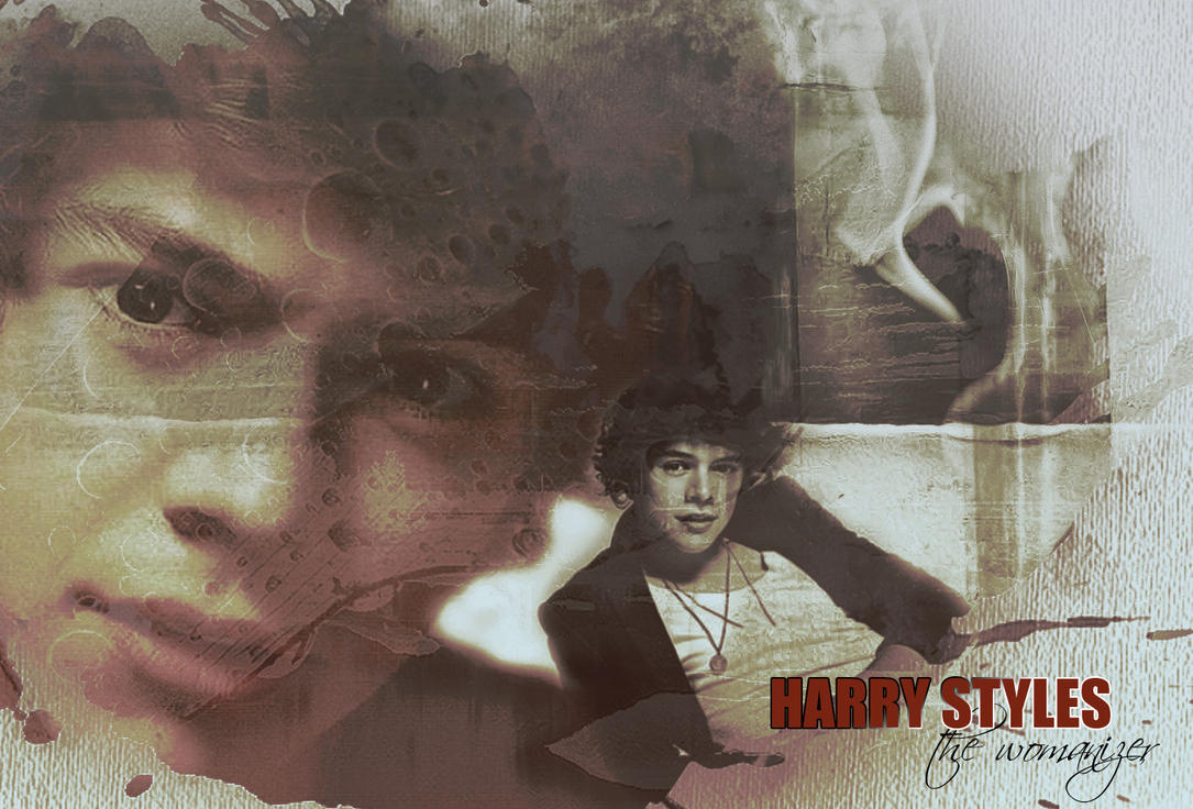Harry Style by dark-angelsoul