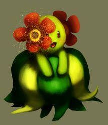 Bellossom by Hot-dog-cat