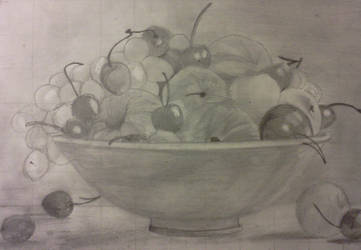 Fruit bowl by S2CHIS2