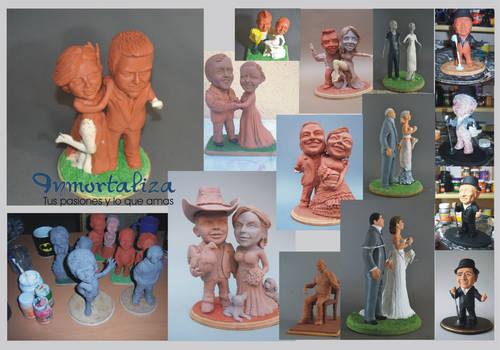 Fotos  de Figuras Sin Acabar/ WIP Photos