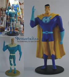 Captain Hero / Capitanazo - Inmortaliza