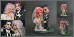 Novios Zombies / Zombie Wedding