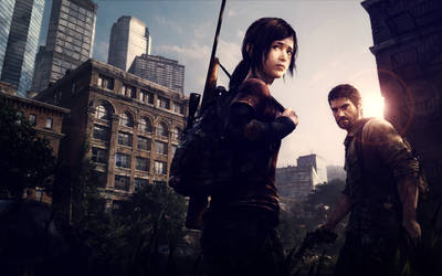 The Last of Us Wallpaper Edit by Jimr0x
