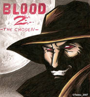 Caleb from Blood 2: The Chosen by Tadeu-Costa