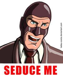 Team Fortress 2 - Seduce Me by Tadeu-Costa
