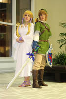 Children of the Destiny by BleachcakeCosplay
