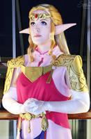 Zelda Shot 2 by BleachcakeCosplay