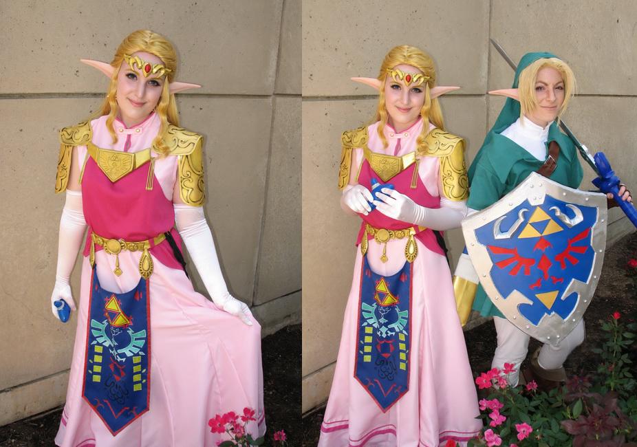 OoT Zelda Passerby Shot by BleachcakeCosplay