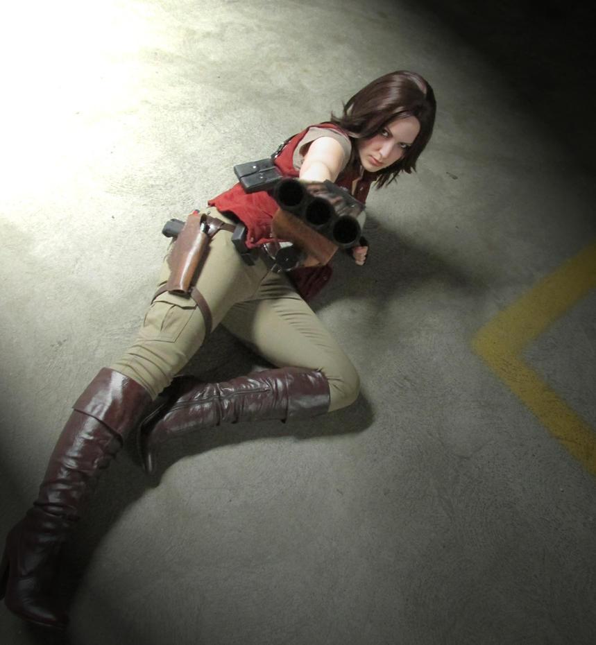Hasil gambar untuk Helena Harper cosplay