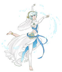 Songster Mikleo by BleachcakeCosplay