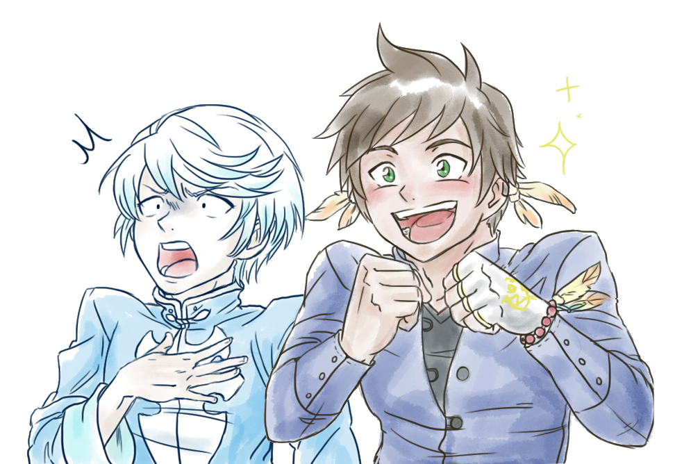 Sormik C1 and B4 by BleachcakeCosplay