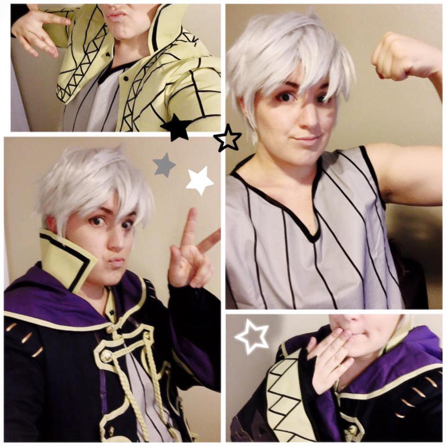 Robin Costest by BleachcakeCosplay