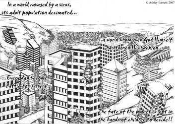 World of Destruction by Pachamac