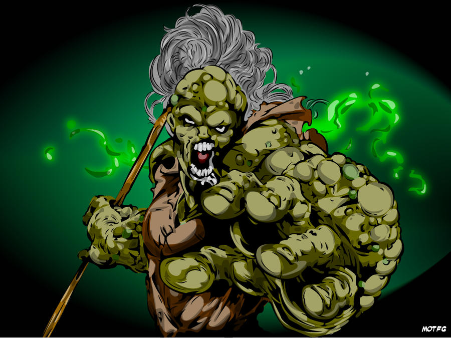Toxic Avenger by MOTFG