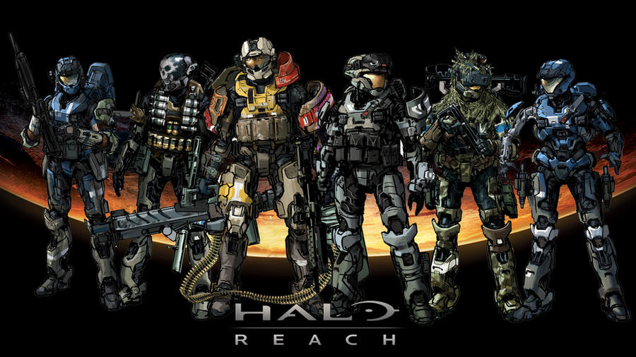 Ovnoqaceb Halo Reach Wallpaper Emile